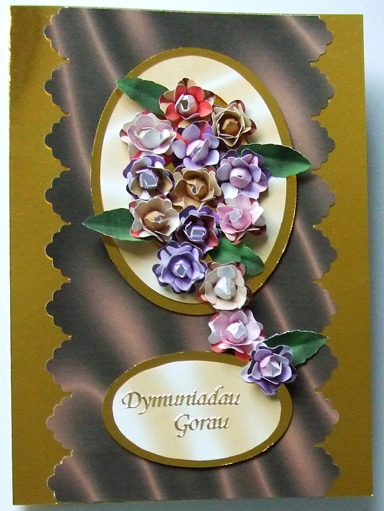 Floral Card 10