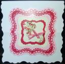 Fancy scalloped shape - card04