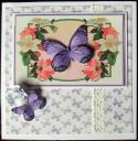 cup370602_1834 - card03 - PRETTY FLORAL BUTTERFLY TOPPER AND PAPER - PURPLE