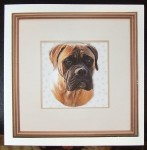 cup304773_15 - card01 - Bullmastiff portrait 3D Decoupage