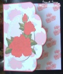 cup201742_613 - card02C - Red Rose Scallop Edge Card