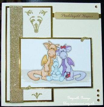 cup366158_1749 - card01C - Family Photo - Dragons Stamp