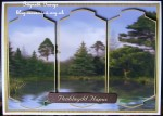 cup437467_1398 - card01C - Lovely Tripych card scene of a lake