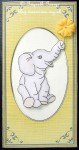 cup354487_1749 - card01C - Nellie Elephant Stamp