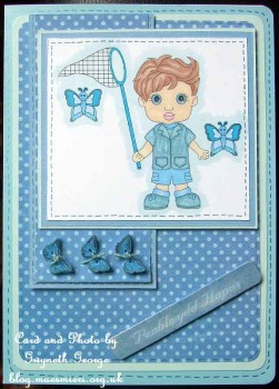 cup411416_1141 - card01C - Bug Catching Boys Digital Stamp