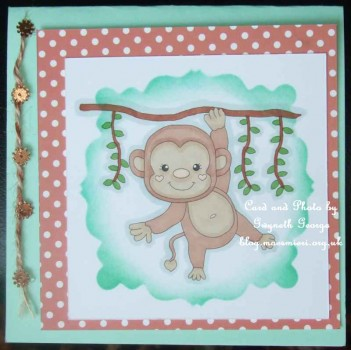 cup437857_1141 - card02 - Monkey Digital Stamps