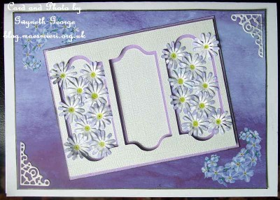 cup464320_117 - card02C - Lilac silk with forget me nots background