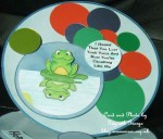 Hoppy Frog on Lily Pad 04C