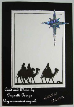 cup31086_33 - card02 - Black and White Christmas