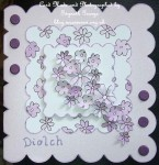 cup76868_359 - card03 - Pretty Watercolour Wash Flowers Backing Paper