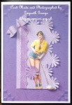 cup423156_437 - card01 - 1950's pin up girl Alice May (Yellow) Insert