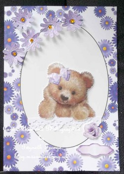 cup525201_539 - card02 - Lilac daisy pattern insert