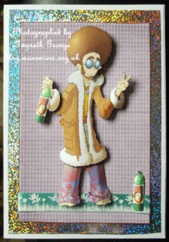 cup443258_437 - card02 - Afro Hippy Dude Decoupage Sheet
