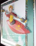 cup519476_437 - card02 - Canoe-Kayak Dude Red Decoupage Sheet