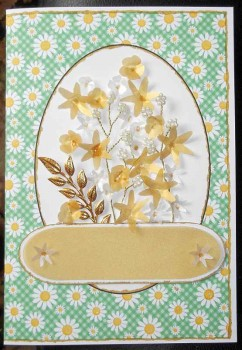 cup524673_539 - card01 -  Green daisy insert