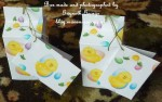 cup534466_1051 - card03 - Easter Chickens with Daisies and Eggs Backing Paper