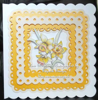 cup430933_117 - card12 - Digital Stamp Daffodil with coloured version too