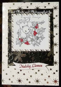 Snitch with Holly and Wild Rose- card01 04