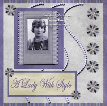Deco Daze Collection - Page Kit 3