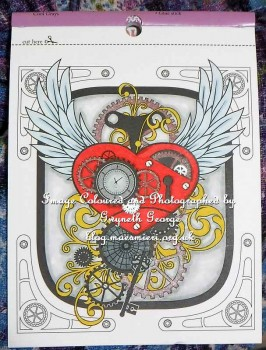 Steampunk for Colourists 01 01